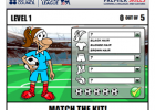 Game: Match the kit! | Recurso educativo 47530