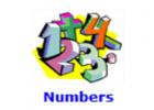 Numbers | Recurso educativo 48578