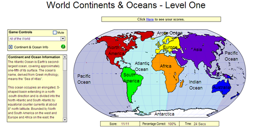 Game world continents and oceans recurso educativo 49679 tiching game world continents and oceans recurso educativo 49679 gumiabroncs Images