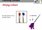 Mixing colours | Recurso educativo 55102