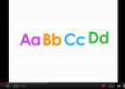 Song: Everybody sing the alphabet with me | Recurso educativo 60433