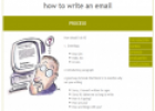 Webquest: How to write an e-mail | Recurso educativo 10643