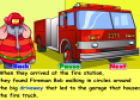 Story: Robby and the fire truck | Recurso educativo 16601