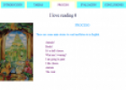 Webquest: I love reading | Recurso educativo 9685