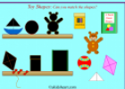 Matching shapes | Recurso educativo 68385