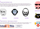 Printable masks | Recurso educativo 69809