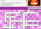 Crossword: Halloween | Recurso educativo 72813