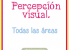 Percepción visual: todas las áreas - Mi mamá dice | Recurso educativo 109190