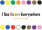 Colors Song! | Recurso educativo 120840