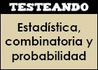 Estadística, combinatoria y probabilidad | Recurso educativo 351738