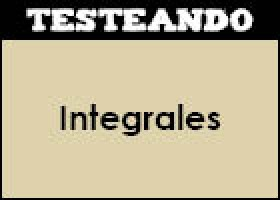 Integrales | Recurso educativo 352480