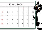 Miremos el calendario | Recurso educativo 680096