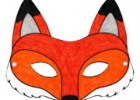 Printable Animal Masks Craft | Kids' Crafts | FirstPalette.com | Recurso educativo 727643