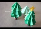 Pinito Sencillo de papel para decorar | Recurso educativo 746525